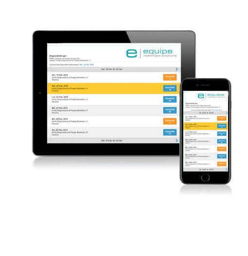 Software per la sanità progettato per le esigenze di Ospedali, Case di cura, RSA, Ambulatori, Centri Diagnostici, Hospice e Assistenza domiciliare